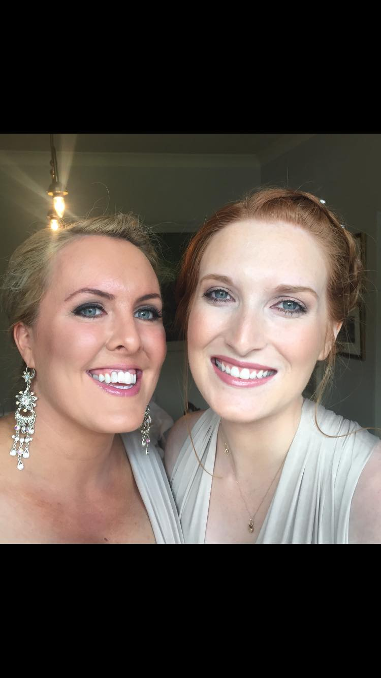 Bridal Party Makeup 3